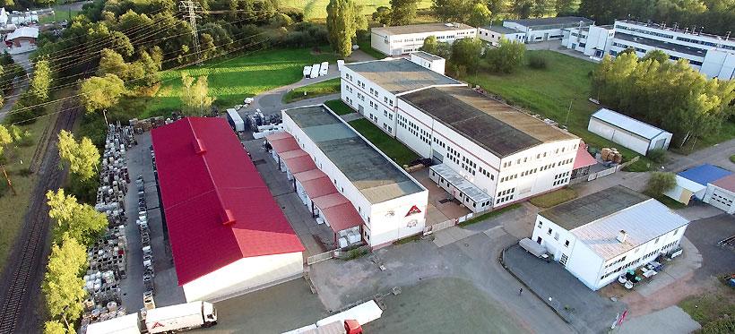 WIS Kunststoffe GmbH  – дистрибуция и торговля стандартными и инженерными пластмассами