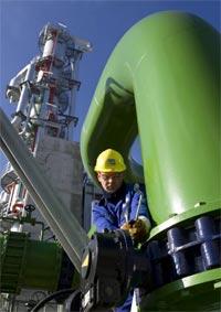 BASF вводит в эксплуатацию новую установку